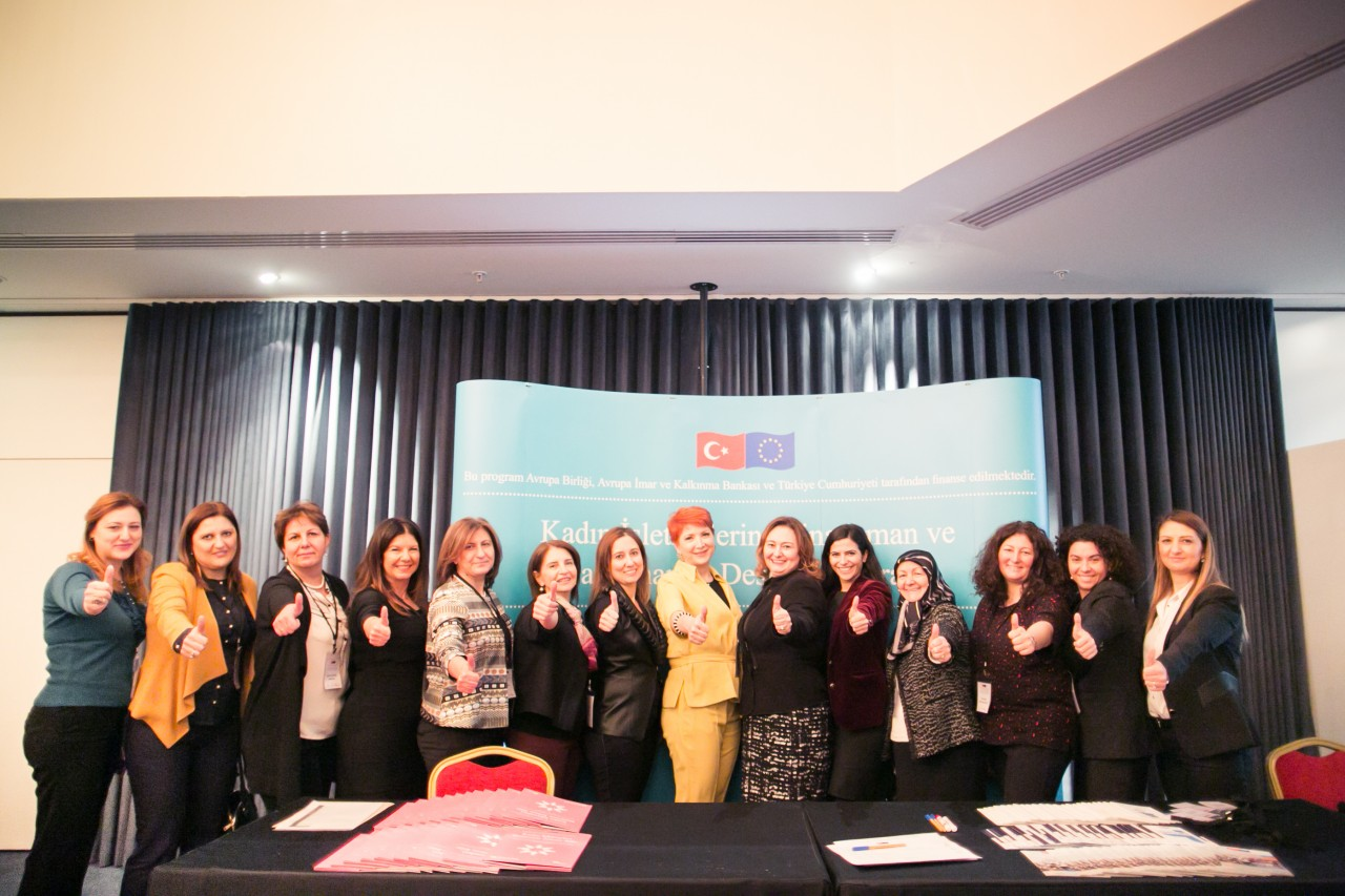 EBRD Women in Business Mentoring Program