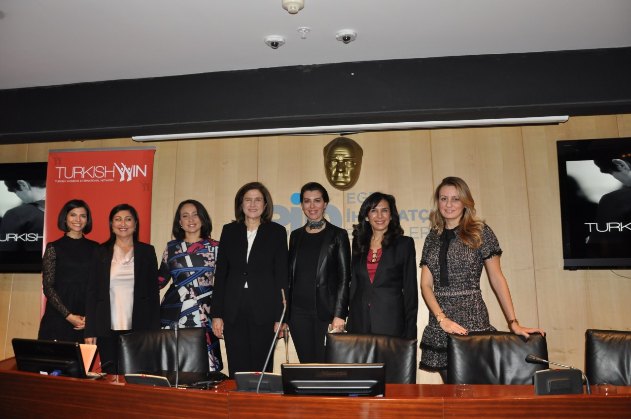 TurkishWIN@Izmir Kick-off Event