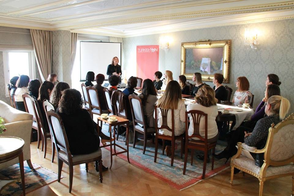 Mentor Appreciation Breakfast with Hande Yaşargil