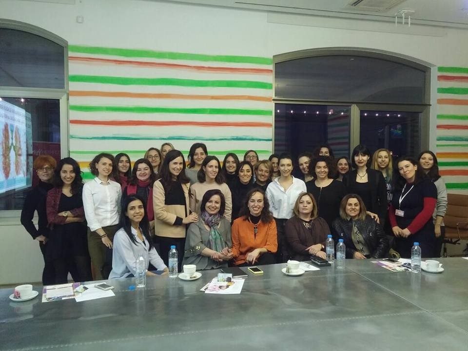"TurkishWIN Learning Circle ""Nefes Teknikleri"" with Ebru Şinik"