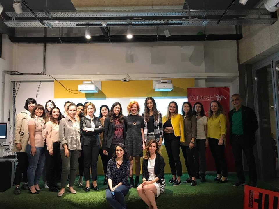 TurkishWIN Learning Circle: Stop Burn Out, Start Production