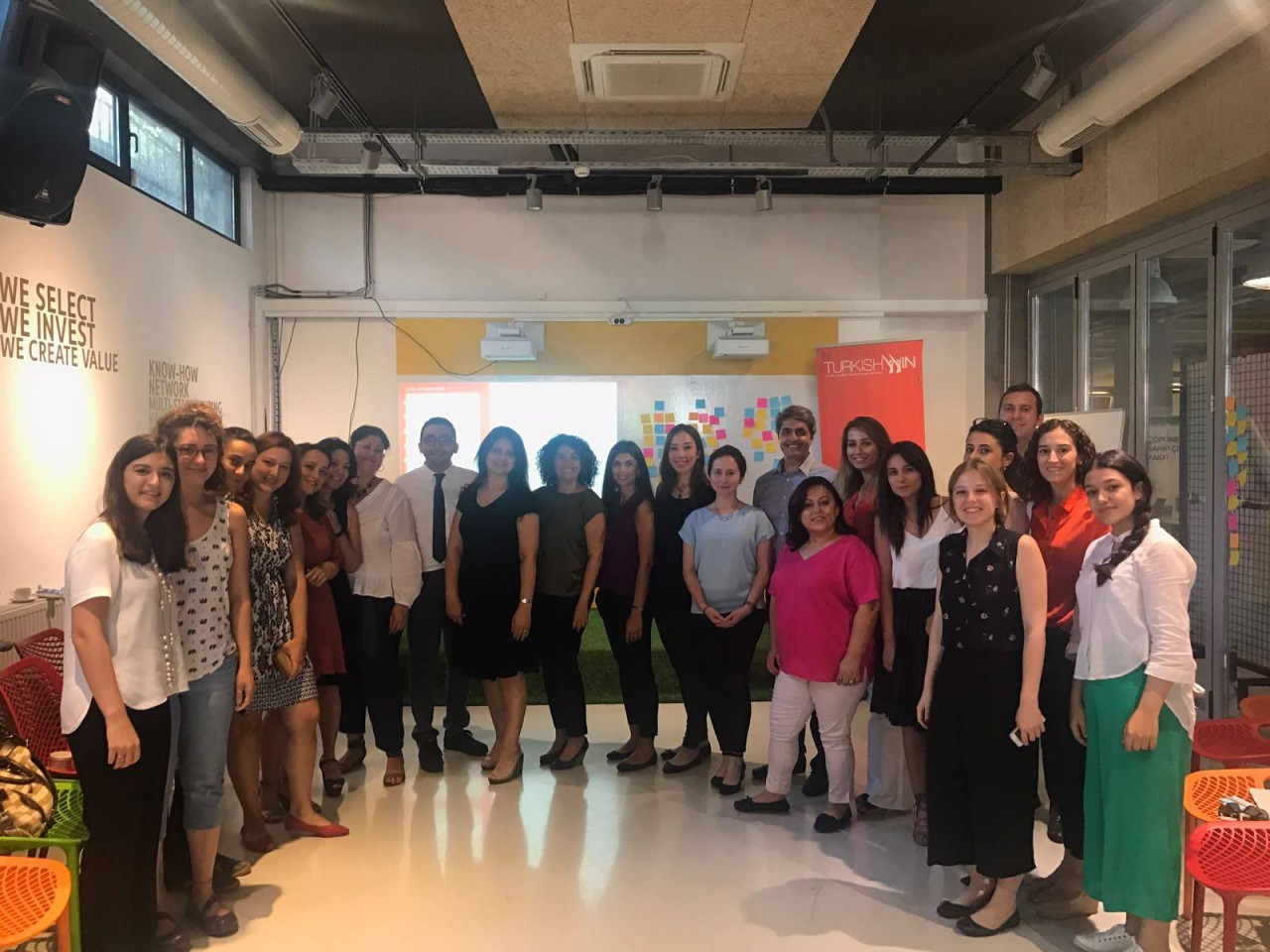 TurkishWIN & BinYaprak Career Centers Workshop