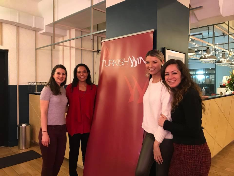 TurkishWIN@NY: New Year Resolutions