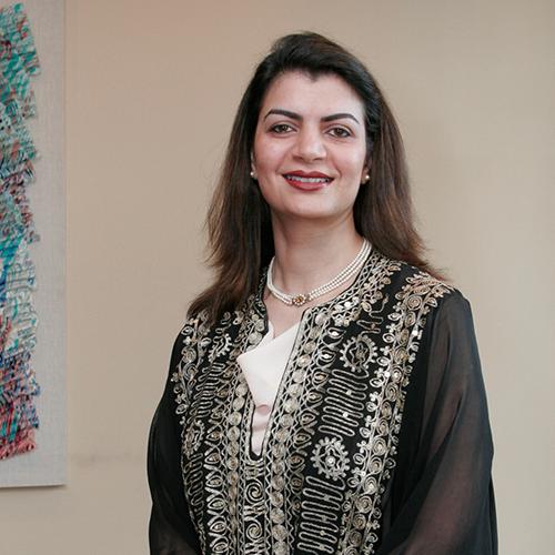 HRH Dr Nisreen El-Hashemite