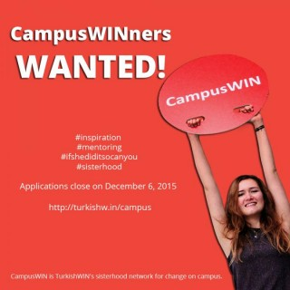Apply Now for TurkishWIN's Fall 2015 Campus Program!