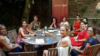 TurkishWIN Learning Circle with Senay Ataselim