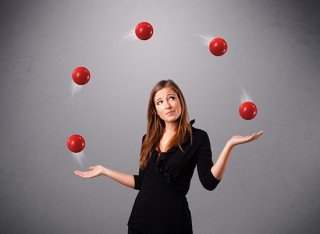 GEWN London & TurkishWIN@London Present The Juggling Act