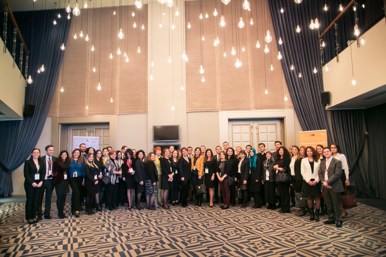 EBRD Women in Business Mentoring Program Launch