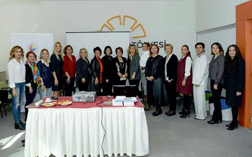 TurkishWIN & Antalya KGK Mentoring Program Kick-off
