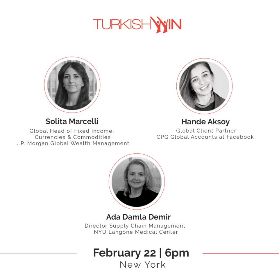 TurkishWIN@NYC Talk Event: Why Not?