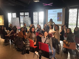 CampusWIN Learning Circle with Ebru Şinik