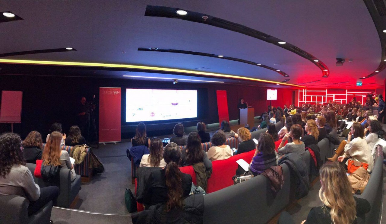 TurkishWIN Talks: Ezber Bozanlar