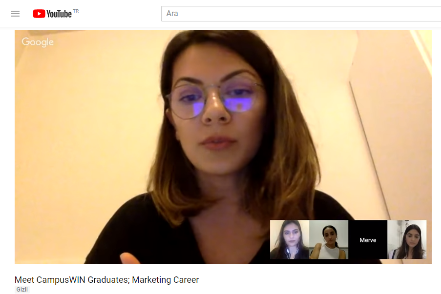 Meet CampusWIN Graduates: Marketing Careers