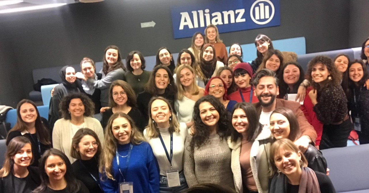 CampusWIN Academy Day on Creativity @Allianz Turkey