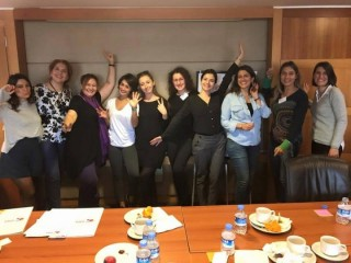 "TurkishWIN Learning Circle with Rana Ozseker ""New Year, New You"""